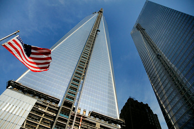 One World Trade Center (Photo by Jackie Schear)