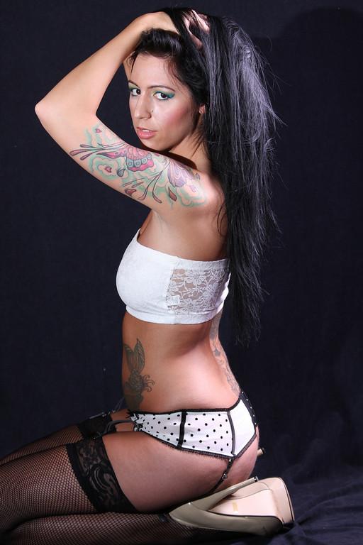 . Jersey Girl Mellisa. Photo by Phox Photography